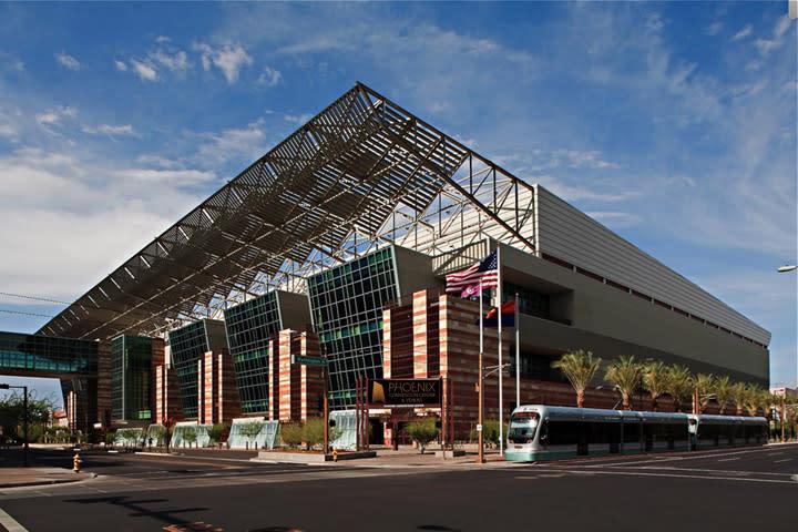 phoenix convention center venues. Black Bedroom Furniture Sets. Home Design Ideas