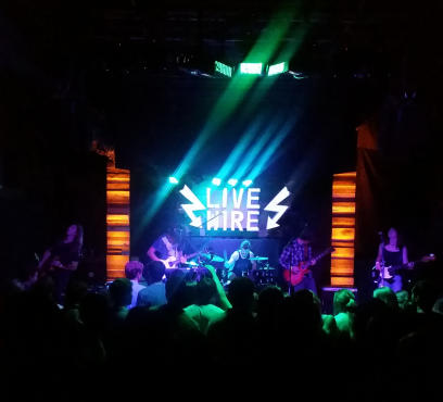 Live Wire Athens