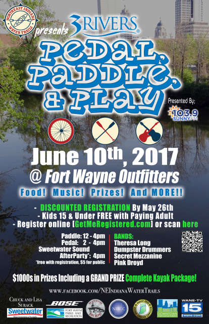 Image result for pedal paddle play fort wayne indiana