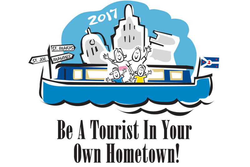 Image result for be a tourist in your own hometown