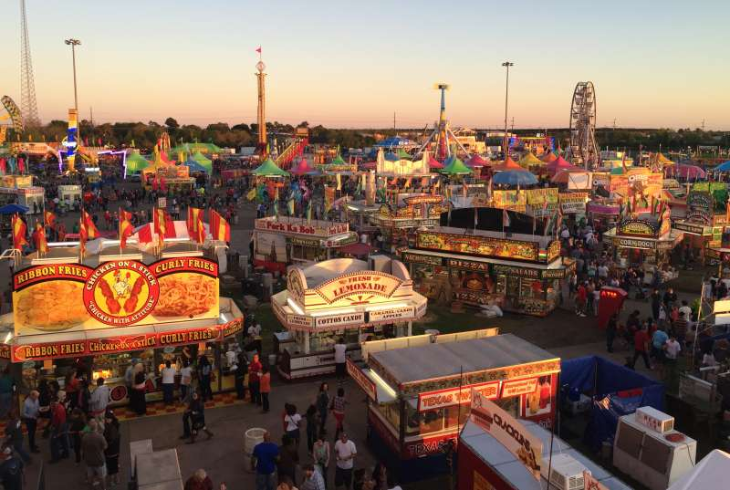 Southeast Texas State Fair - Houston state fair