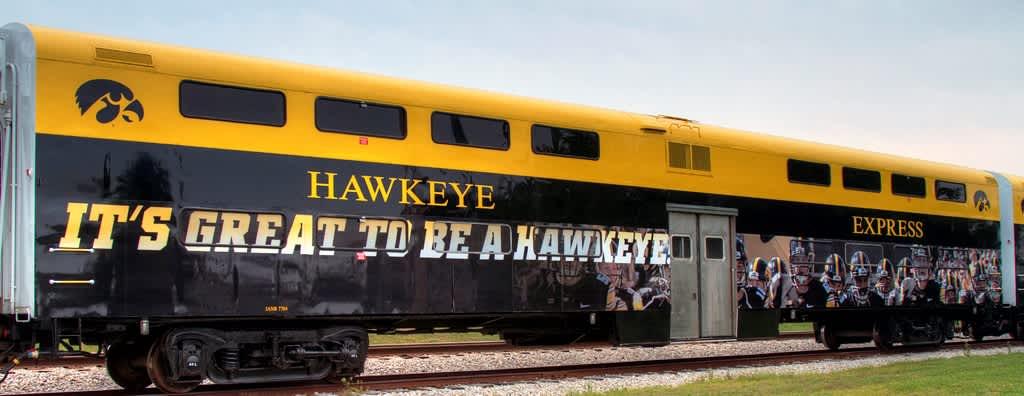 Hawkeye express iowa northern railway company for Community motors waterloo iowa