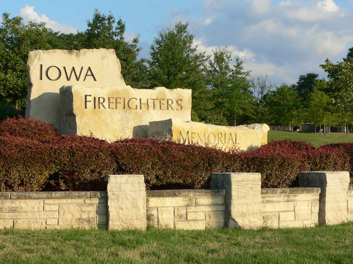 Iowa Firefighters Memorial