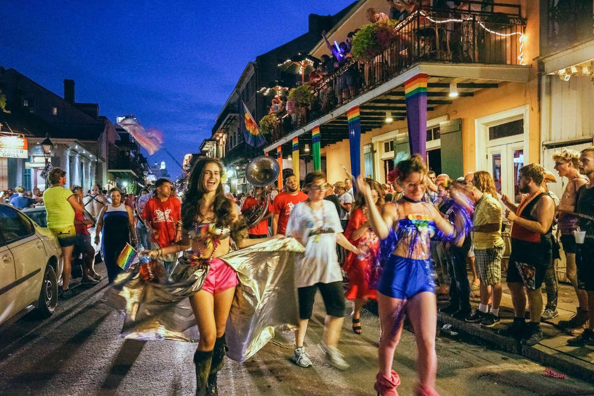 June Calendar New Orleans : New orleans pride