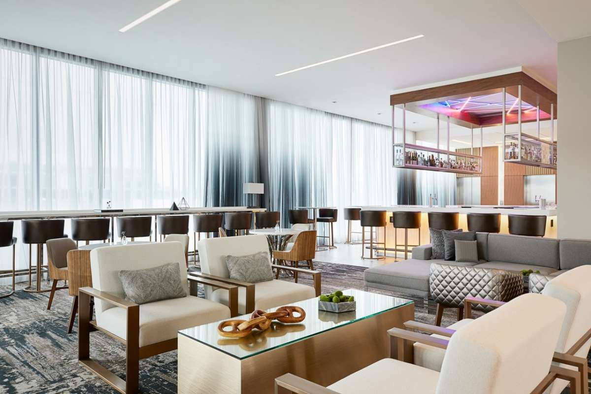 AC Hotel by Marriott Raleigh North Hills | Raleigh, NC 27609