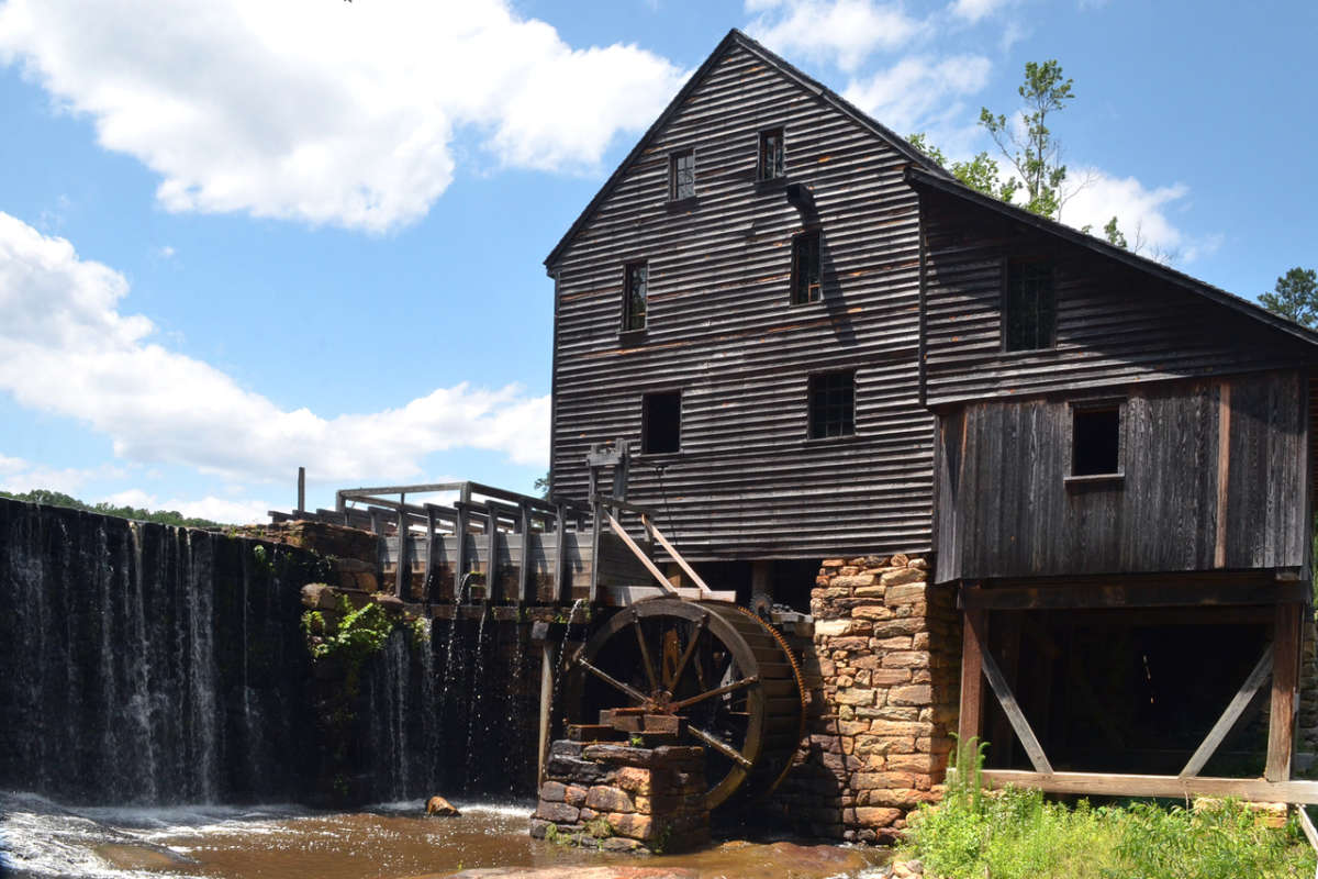 Historic Yates Mill County Park | Raleigh, NC 27603