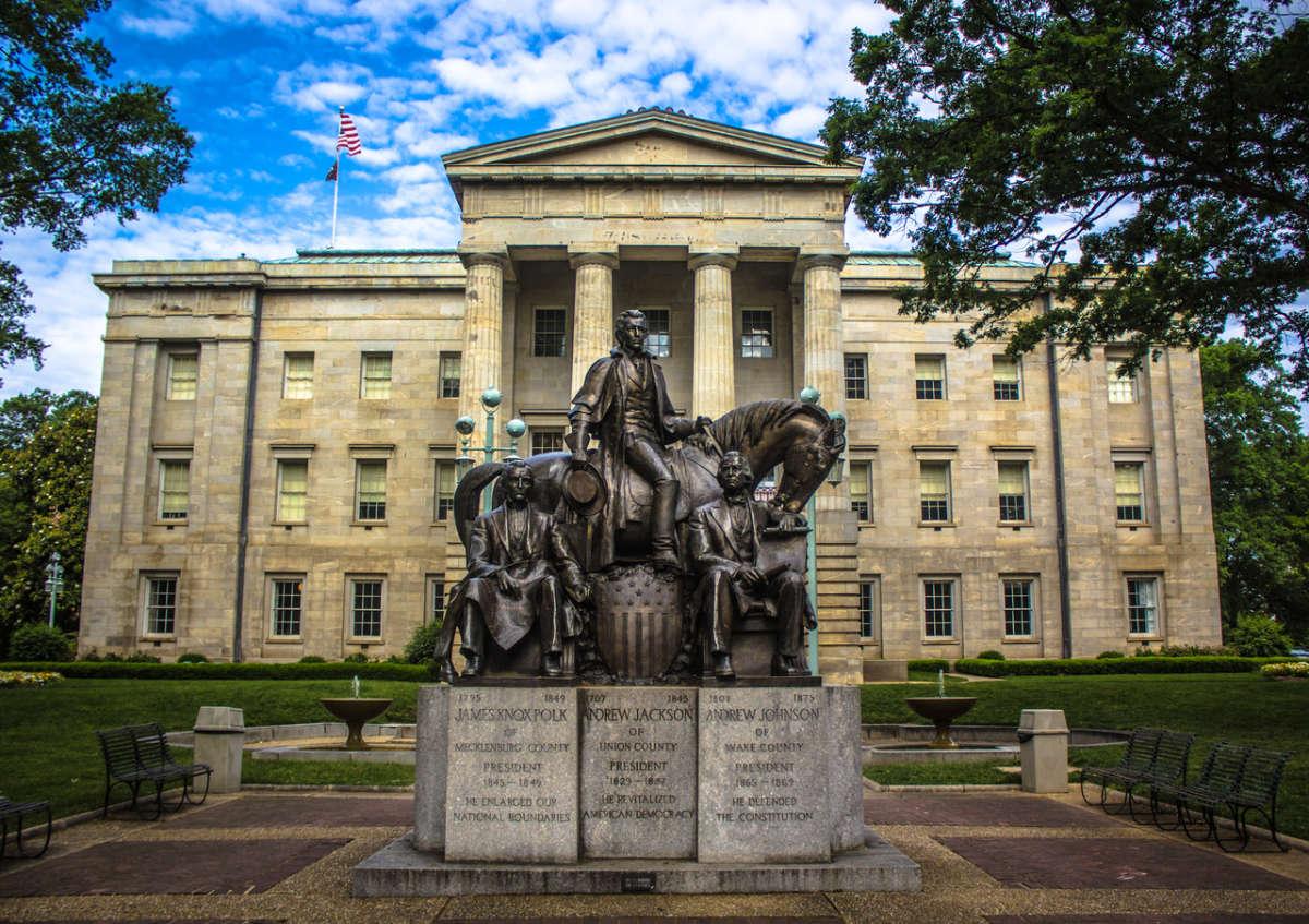 North Carolina State Capitol | Raleigh, NC 27601
