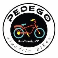 Pedego Scottsdale Logo