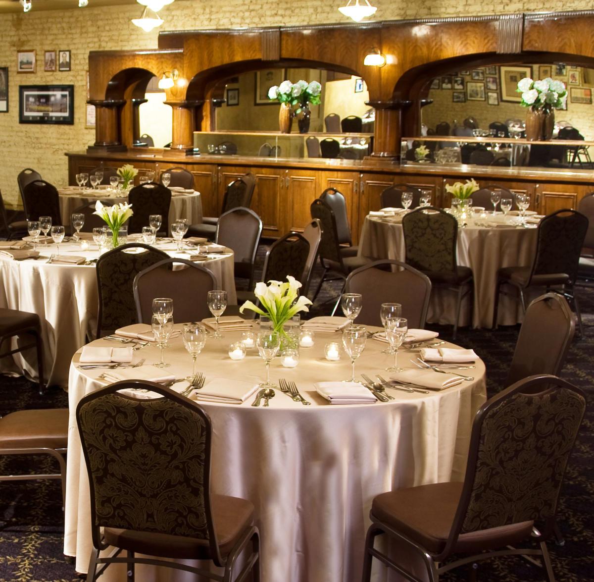 Harry Caray Italian Restaurant Chicago