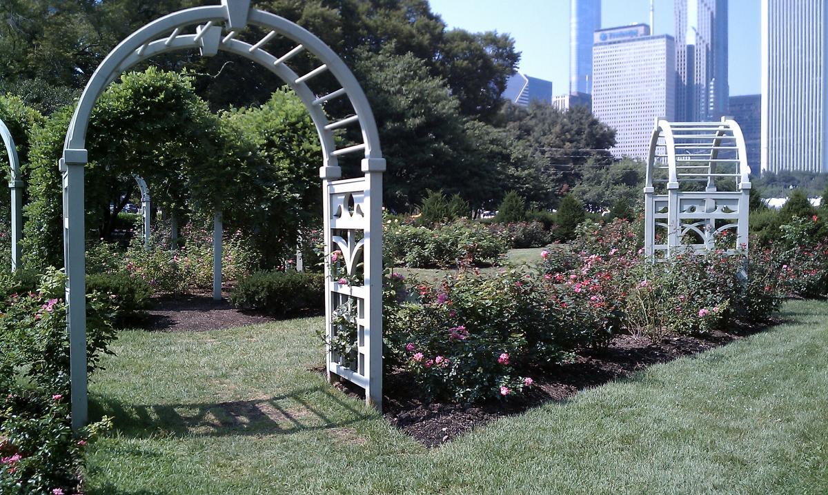 grant park rose gardens