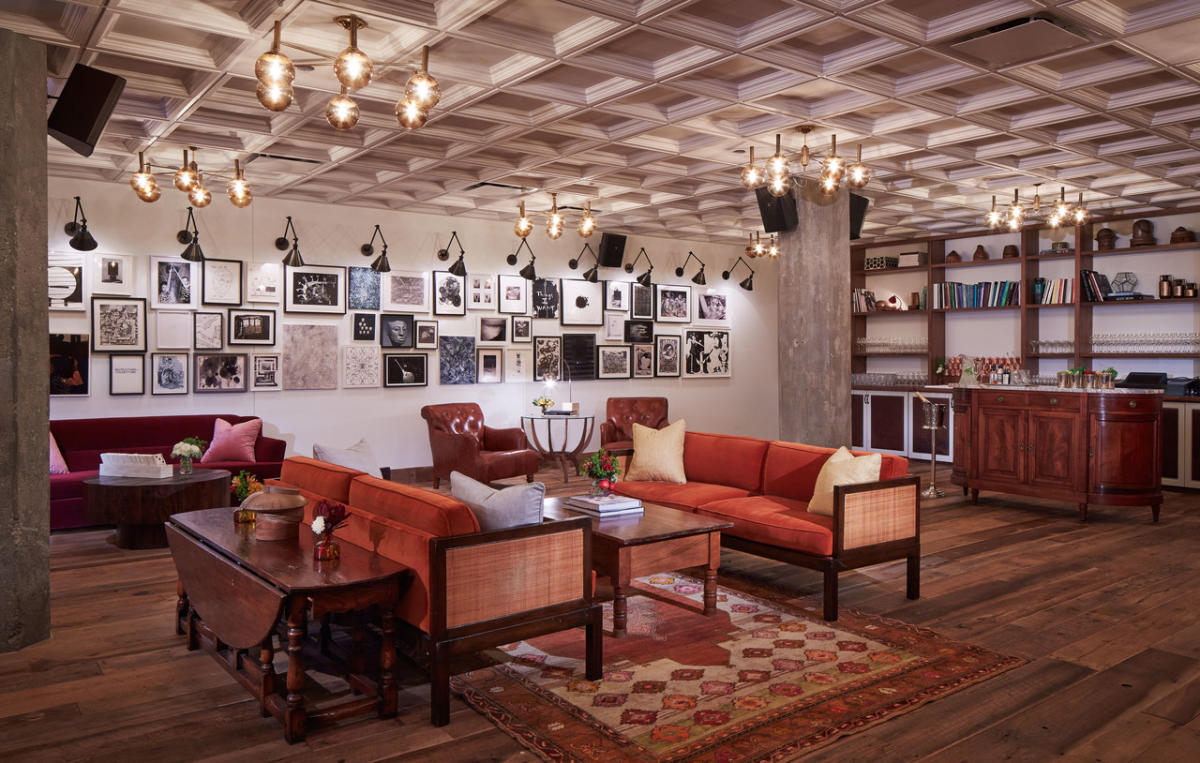 Soho House Inspired Screening Room