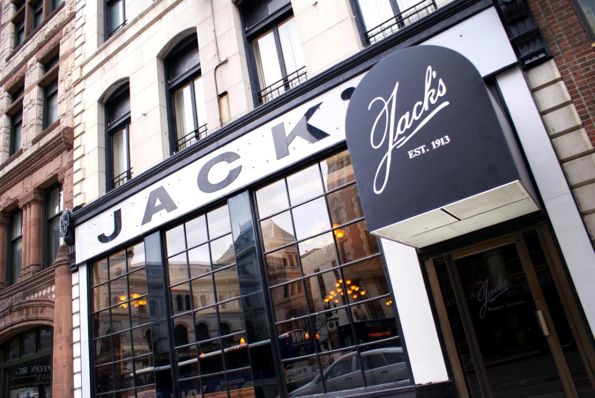 Jacku0027s Oyster House. 1; 3
