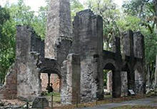 Bulow Plantation Ruins State Historic Site Flagler Beach