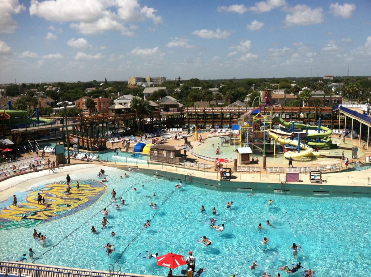 Daytona Water Park Hotel