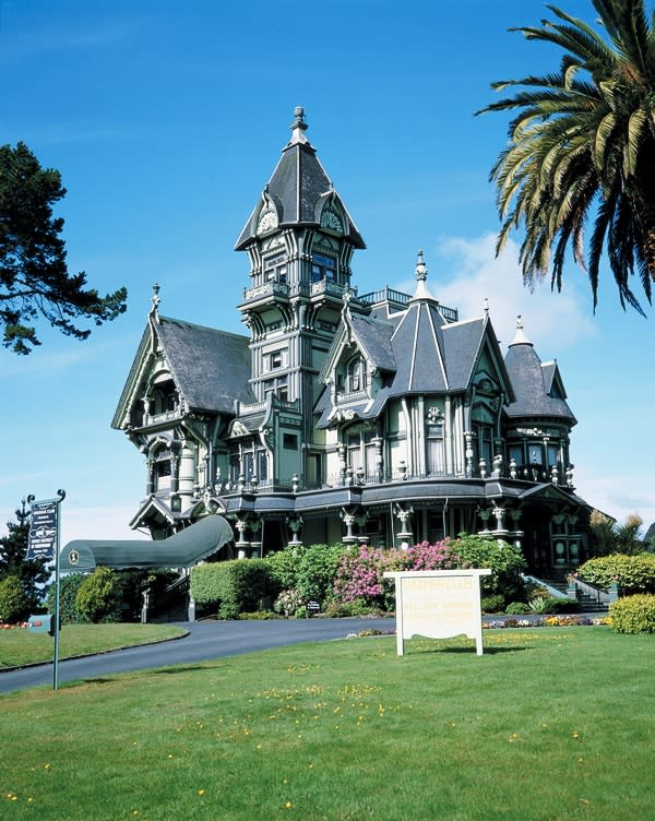 Bed And Breakfast Humboldt County