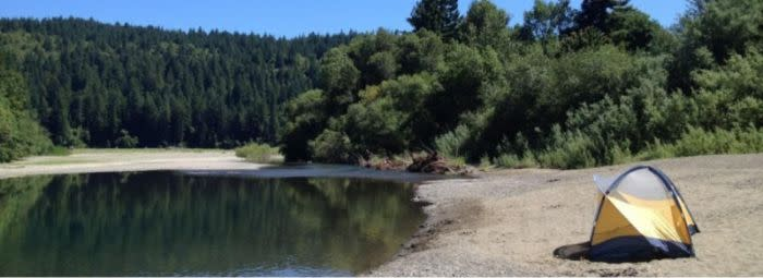 Willits ca camping