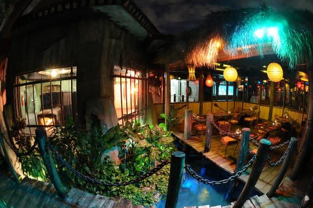 Mai Kai Restaurant Amp Polynesian Show