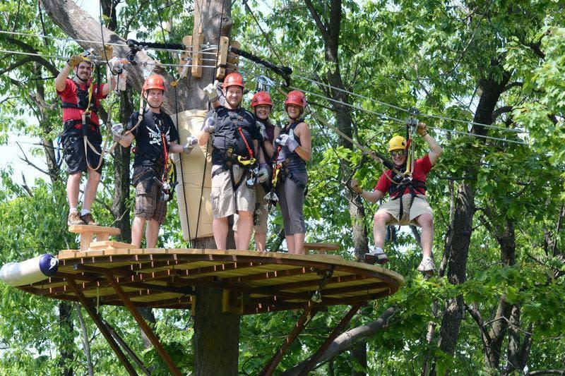 Laurel Ridgeline Canopy Tours