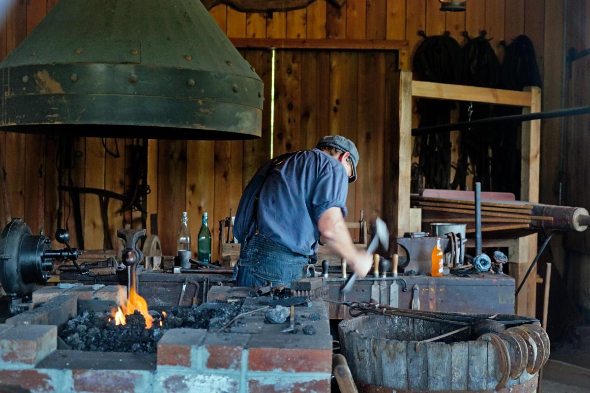 DRCF Blacksmith