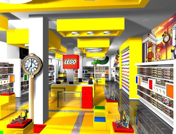 The lego store for Things to do in manhattan ny this weekend