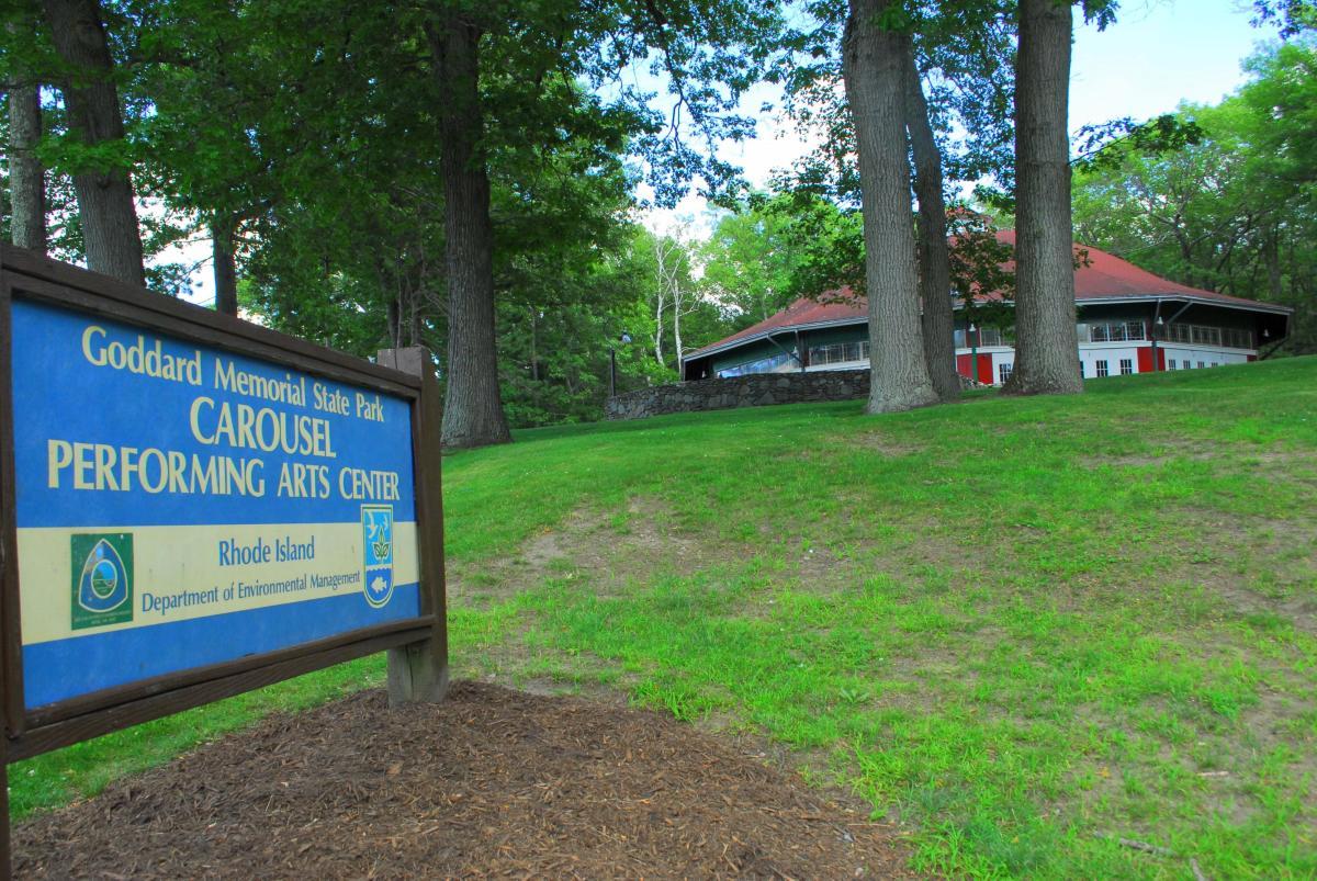 Goddard Park Golf Course Rhode Island