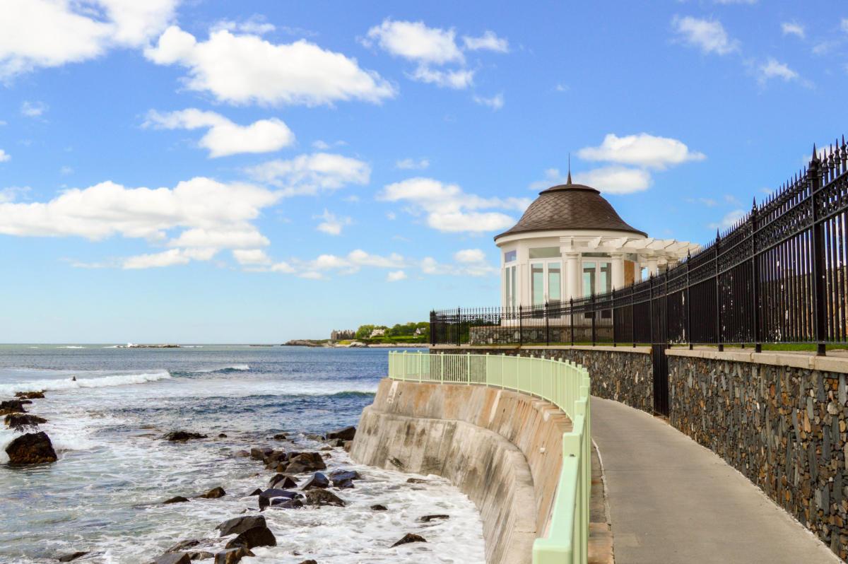 Rhode Island Shoreline Public Access