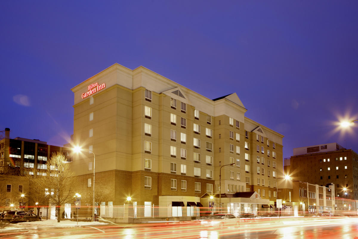 Hilton Garden Inn Downtown Rochester | Rochester, MN 55902