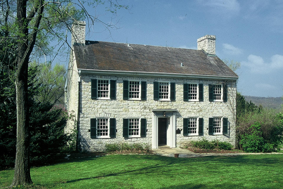 Lewis Auto Sales >> Historic Daniel Boone Home at Lindenwood Park