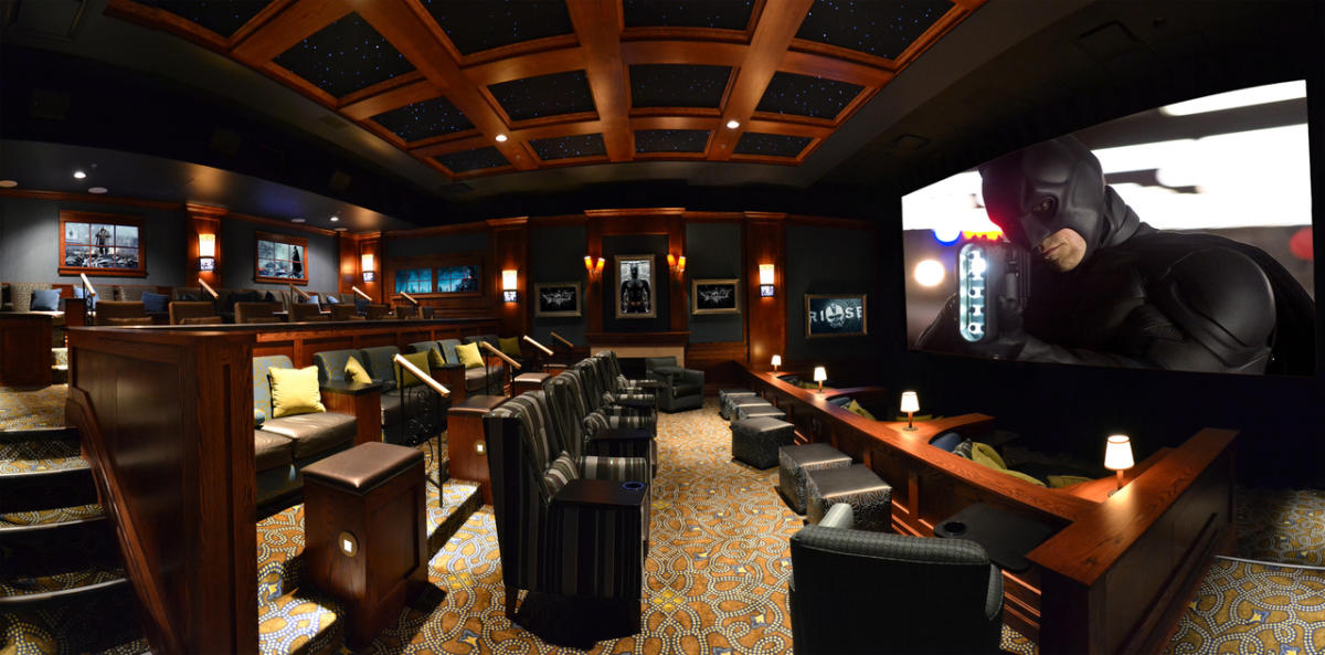 Cinetopia Living Room Theater Vancouver