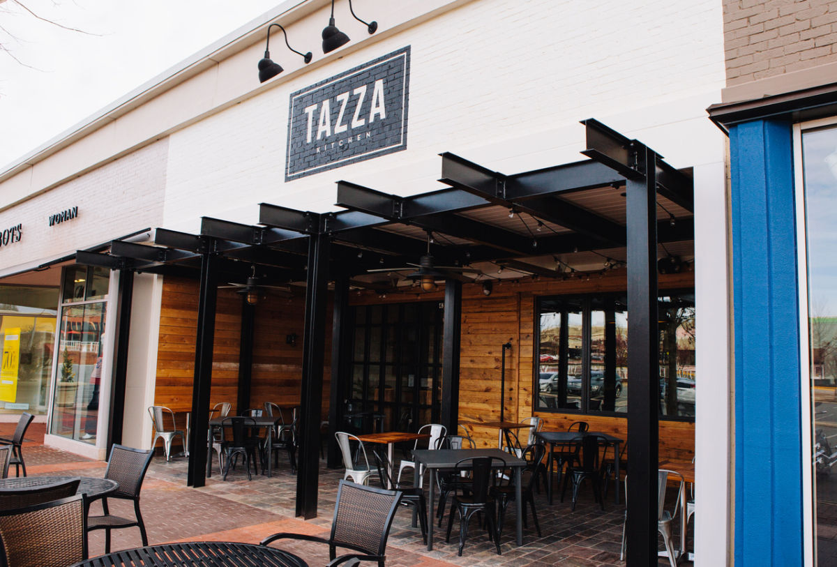 tazza kitchen - cameron village | raleigh, nc 27605