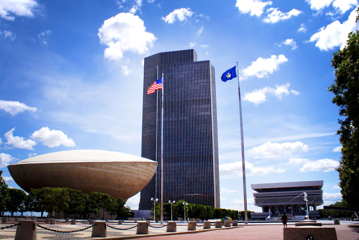 Empire state plaza for Plaza motors albany ny