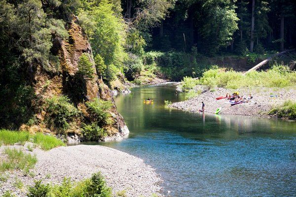 Swimming Holes Of Humboldt