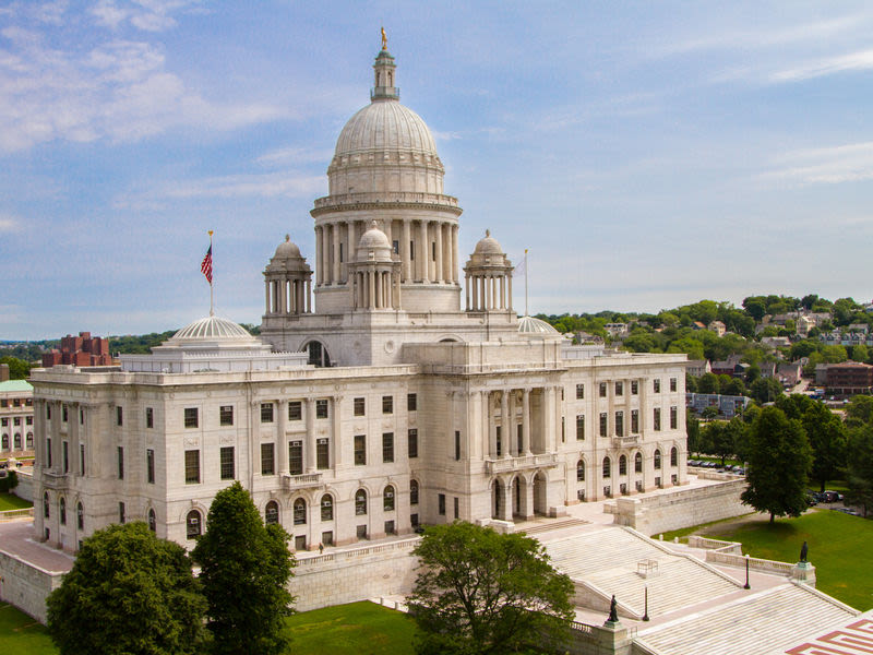 What Was The Colonial Capital Of Rhode Island