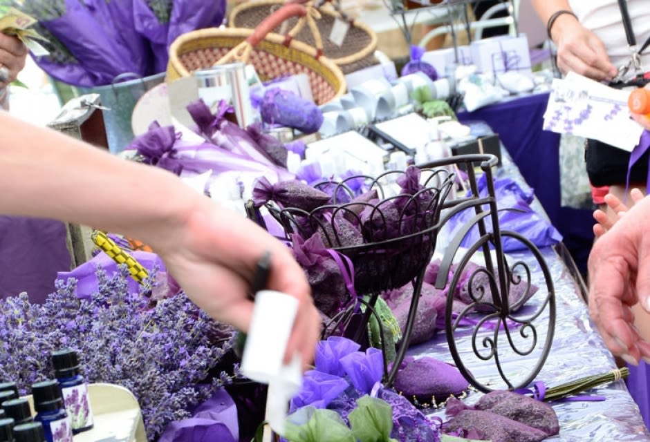 Central Coast Lavender Festival - Paso Robles