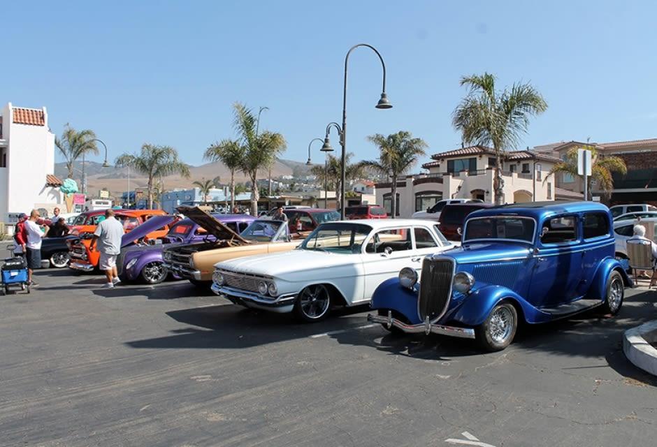 Pismo Beach Classic Car Show | Pismo Beach, CA