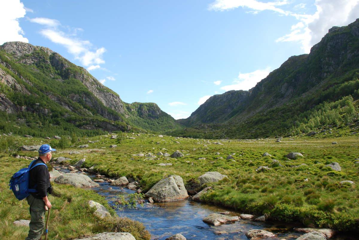 rutas noruega