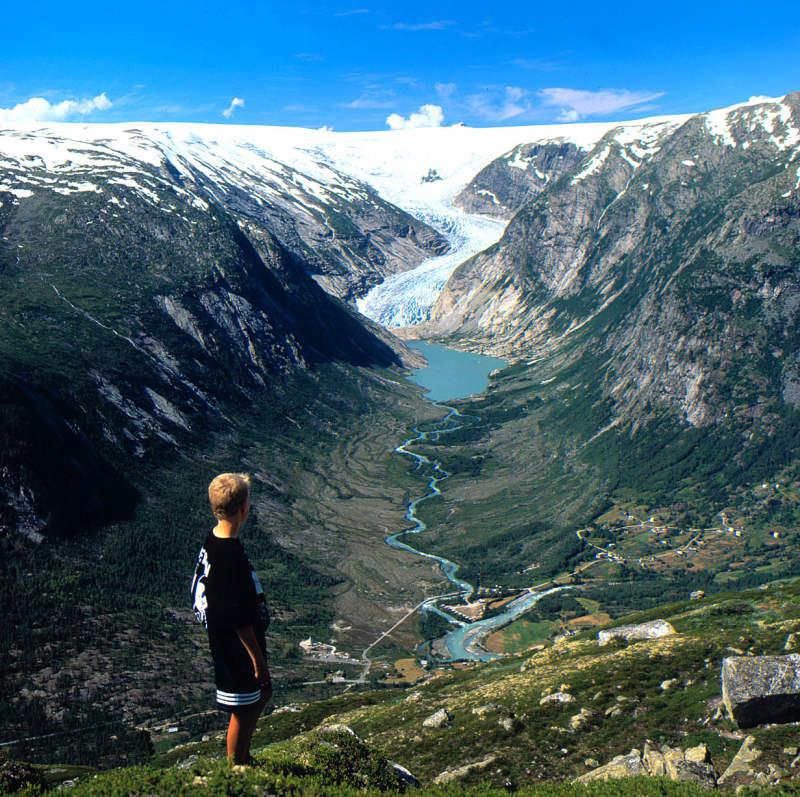 Resultado de imagen para glaciar jostedalsbreen noruega