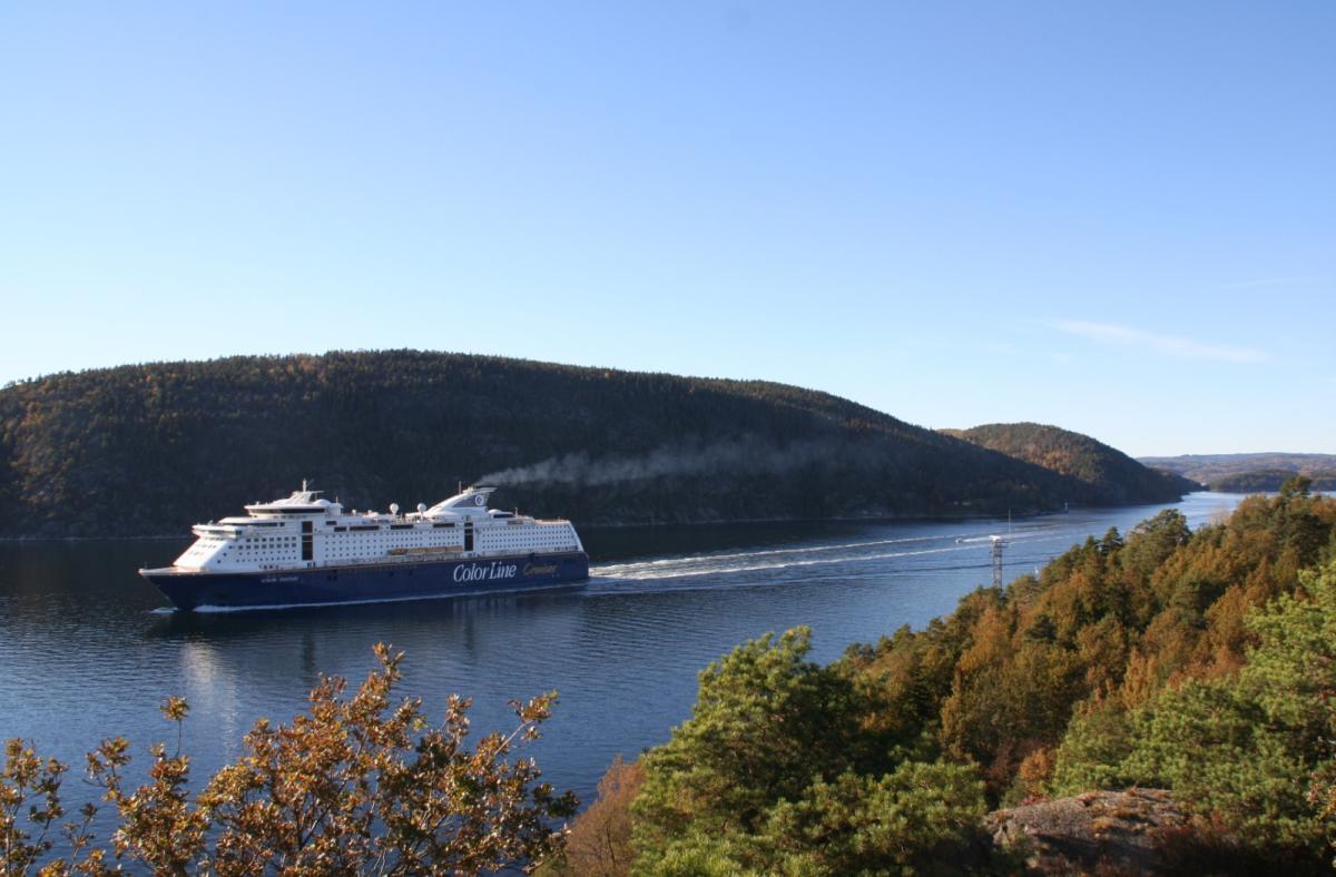Book color line ferry - Book Color Line Ferry 20