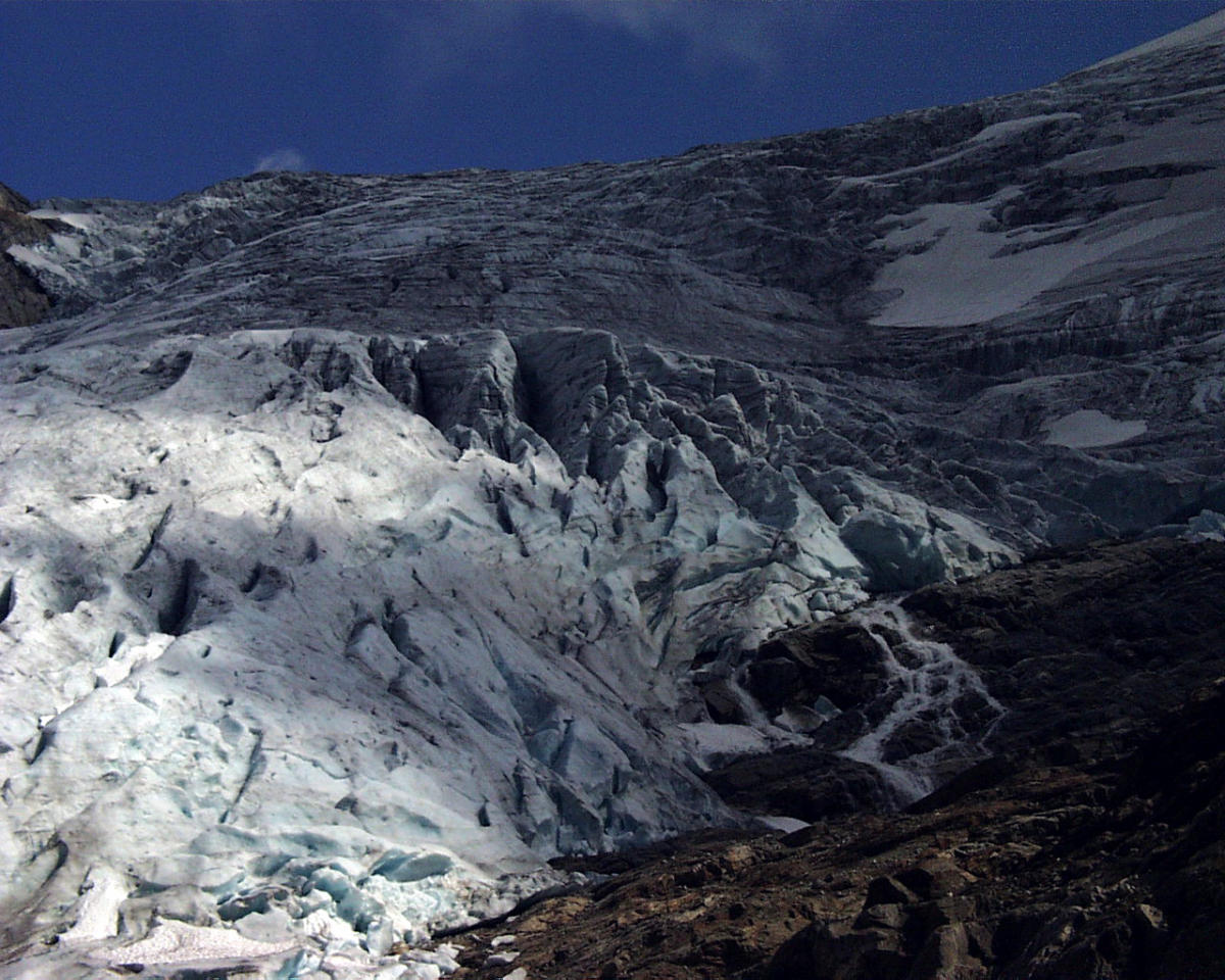 Glaciers Official Travel Guide To Norway Visitnorwaycom - Norway glacier map