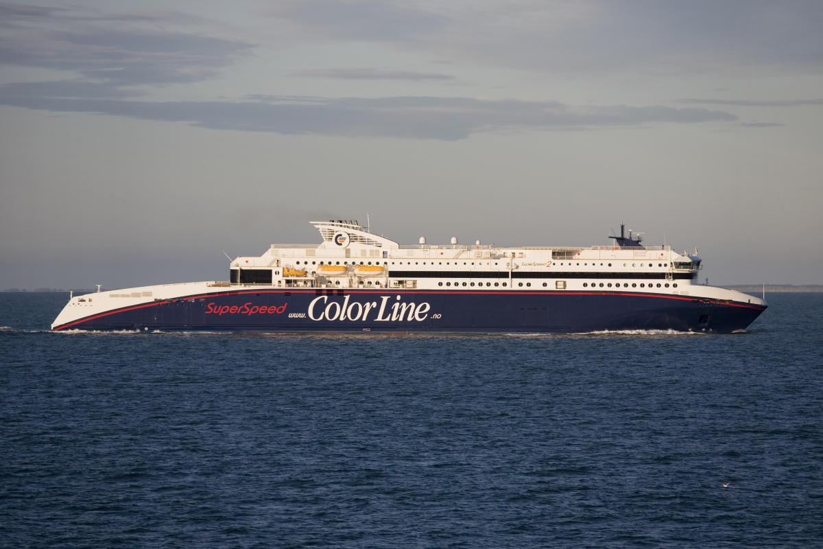 Book color line ferry - Book Color Line Ferry 5