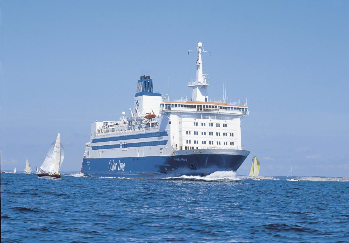 Book color line ferry - Book Color Line Ferry 16