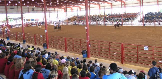 Bergeron Rodeo Grounds And Davie Arena Davie Fl 33314 3433