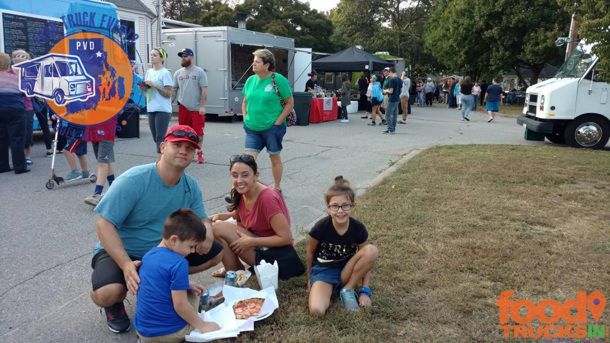 Food Truck Night - Pontiac Park