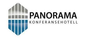 Panorama Konferansehotell logo