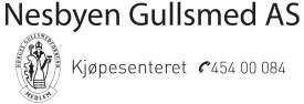 Logo Nesbyen Gullsmed