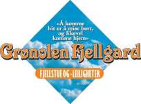 logo, Grønolen Fjellgard