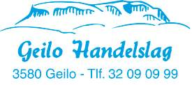Geilo Handelslag logo