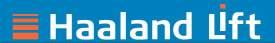 Logo Haaland Lift