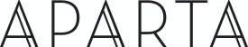 Aparta logo hvit bakgrunn