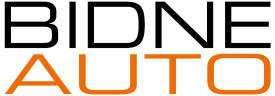 Bidne auto logo